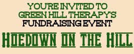 Hoedown on the Hill helps make our mission possible!